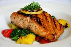 salmon, maykadeh