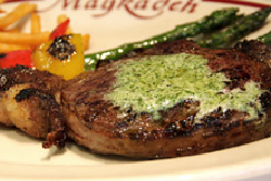 Rib Eye Steak, maykadeh